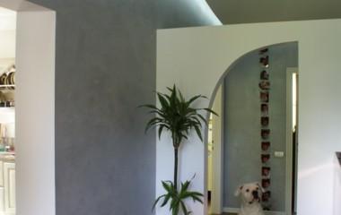 Cartongesso e Tinteggiatura interna di una casa privata