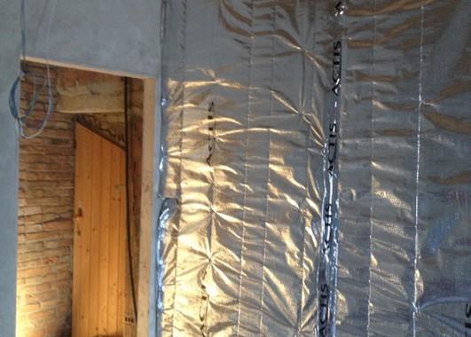 Isolamenti termici e acustici interni